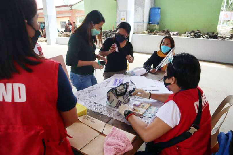 NUNUNGAN MSWDO CONDUCTS CASH-FOR-WORK PAYOUT ACTIVITY