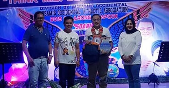 MISSOCC OFFICIALS THANK MAYOR MAMAY'S SUPPORT DURING NMRAA
