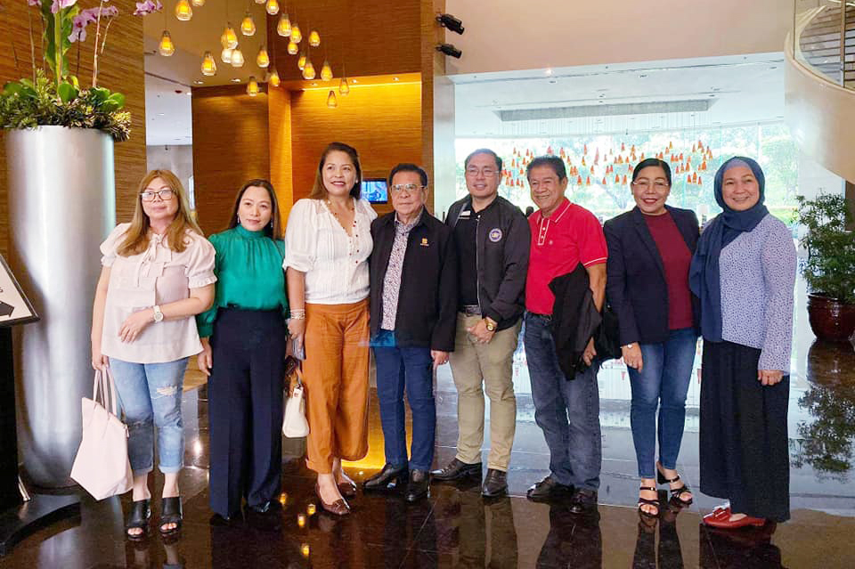 NUNUNGAN MAYOR ATTENDS LMP's 2020 GENERAL ASSEMBLY