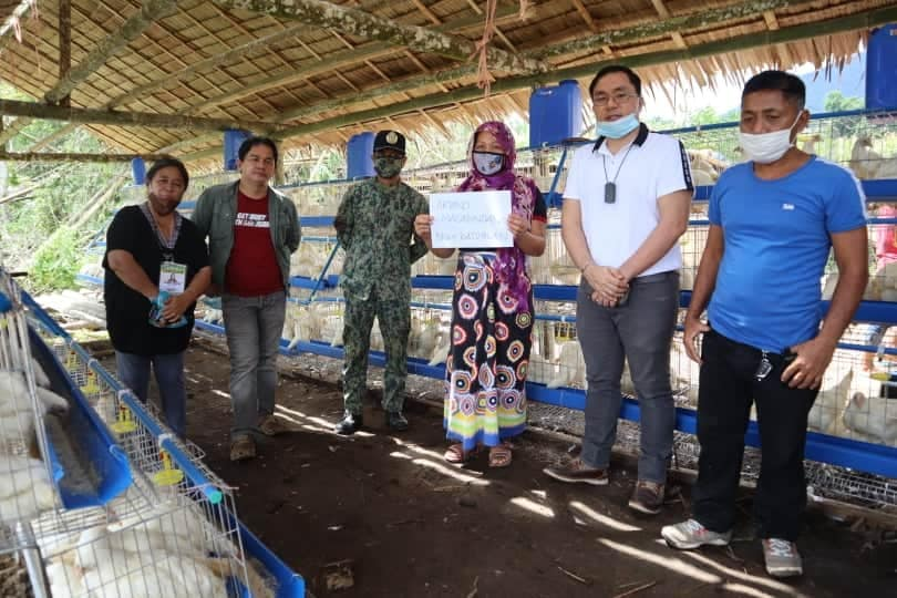 NUNUNGAN RECEIVES 7M WORTH OF CHICKEN EGG LAYING LIVELIHOOD PROJECT FROM DA